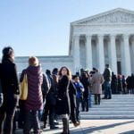 Supreme Court To Hear Immigration Arguments [VIDEO]