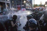 Clashes at May Day Protest in Seattle [VIDEO]