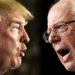 Donald Trump and Bernie Sanders Agree to Debate