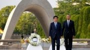 Obama Calls to End Nukes at Hiroshima