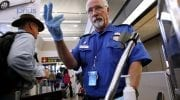 TSA Security Head Removed from Post