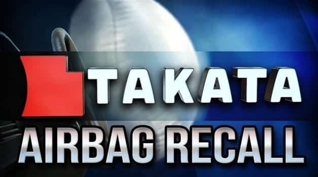 Takata Set to Recall 35M More Airbags