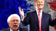 Trump Backs Out of Bernie Debate