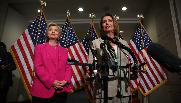 Nancy Pelosi Endorses Clinton, Urges Woman VP