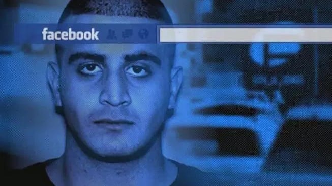 Orlando Gunman Mateen Pledged to ISIS on FB