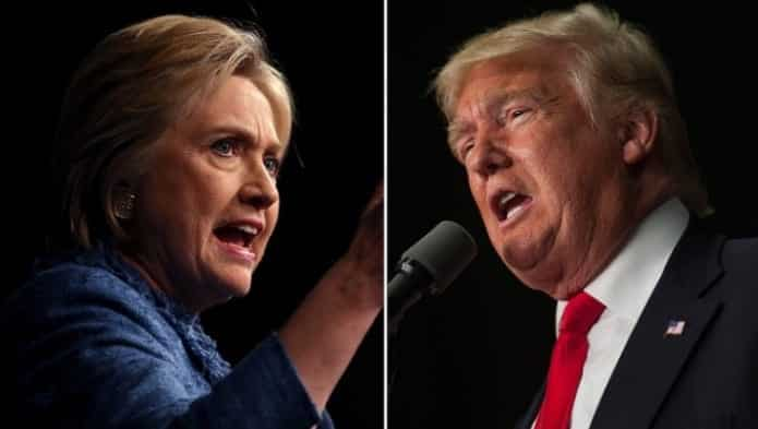 Poll Hillary Tops Trump in Arizona