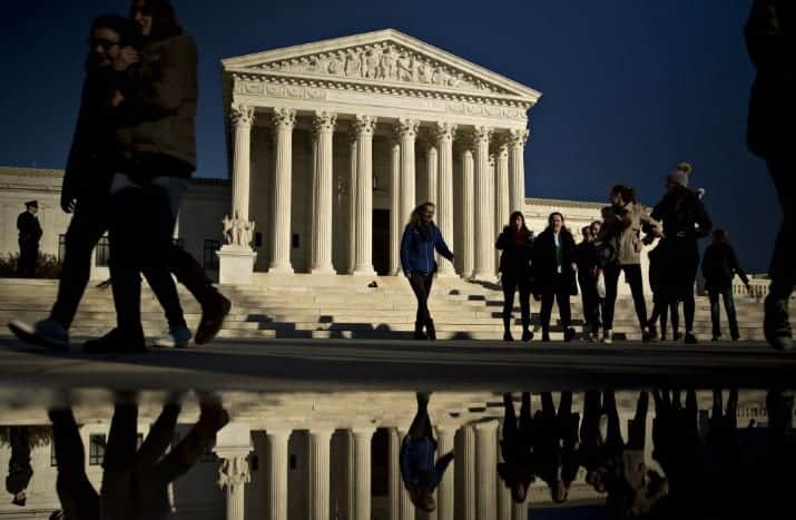 Texas Abortion Limits Struck Down by U.S. Supreme Court
