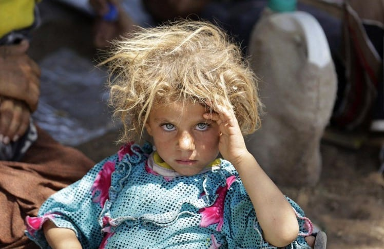 U.N. ISIS Committing Genocide Against Yazidis