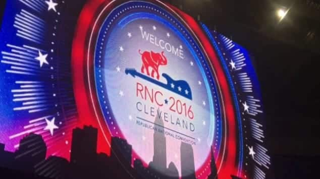 2016 GOP National Convention Make America Great Again Starts Today 4PM - WATCH LIVE
