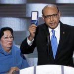 Khizr Khan%22Donald Trump, let me ask you, have you even read the U.S. Constitution?%22