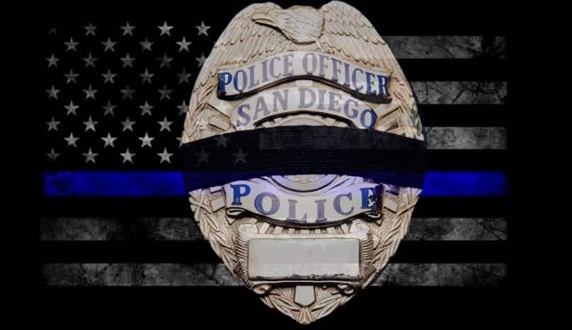 Police Officer Shot Dead in San Diego [VIDEO]