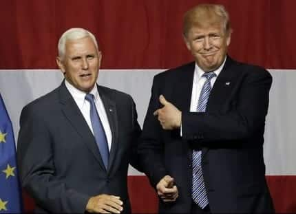 Trump has Chosen Mike Pence as His Running Mate
