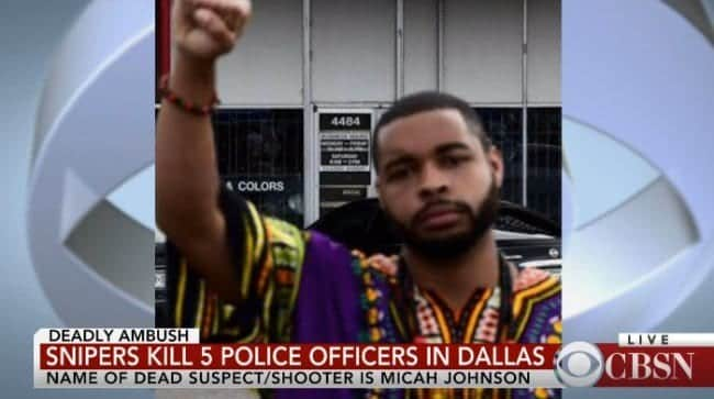 Who Is the Dallas Shooter Micah Xavier Johnson
