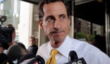 Anthony Weiner Quits Twitter After New Sexts