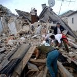In Italy, Death Toll From Earthquake Rises To At Least 247