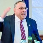Maine Gov. Paul LePage Considers Resigning