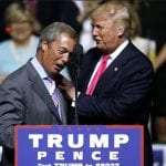 Mr. BrexitNigel Farage Joins Donald Trump To Attack Hillary Clinton