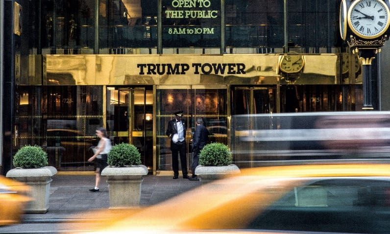 NYT Report Trump's Companies $650M In Debt