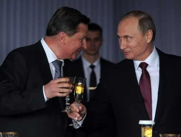 Putin Fires His Chief of Staff Sergei Ivanov