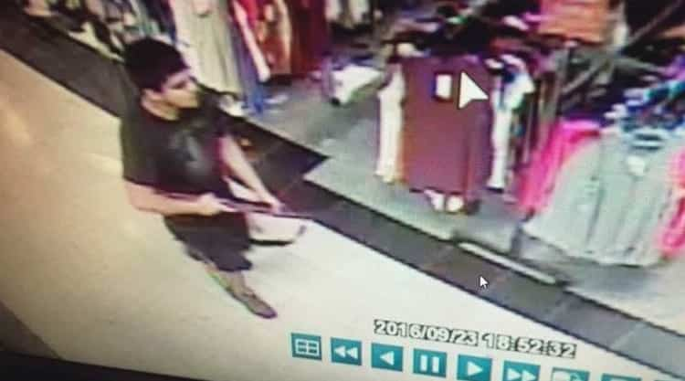 5 Dead in Mall Shooting, Suspect On the Run