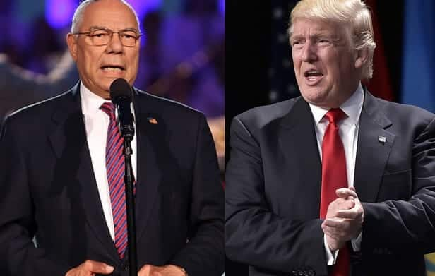 Colin Powell Called Trump 'Disgrace' in Emails