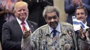Don King Use N-Word To IntroduceTrump