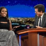 First Lady Michelle Obama Does Her Best Barack Impression [VIDEO]