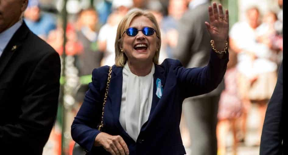 Clinton To Return To Trail on Thursday