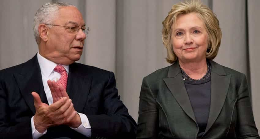 House Releases Powell-Clinton Emails