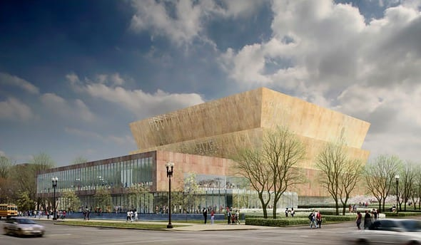 Smithsonian African-American History Museum Opens In Washington, D.C.
