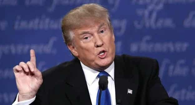 Trump Gets $18 Million In Online Donations After Debate