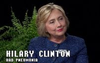 Watch Hillary Clintonwith Zach Galifianakis on 'Between Two Ferns' [VIDEO]