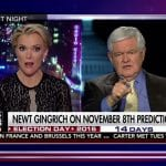 Colbert Gives Newt The Talk After Megyn Kelly Interview [VIDEO]