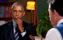 Colbert Helps President Obama With A Mock Job Interview [VIDEO]