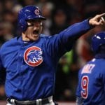Cubs Beat Indians 5-1, World Series Tied 1-1