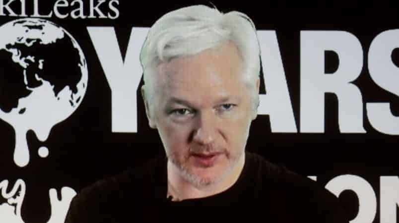 Ecuador We Cut Off Assange's Internet