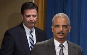 Former Attorney General Eric Holder rips FBI Director James Comey