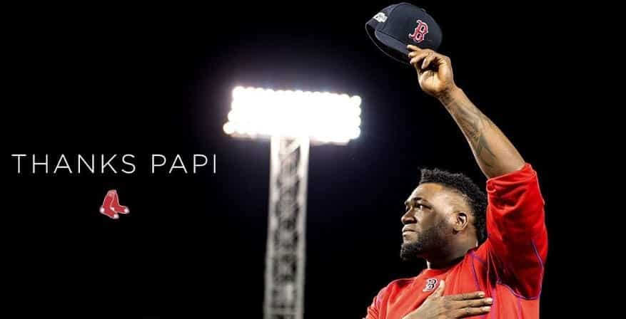 Indians Sweep Red Sox In ALDS, Ending Big Papi's Career