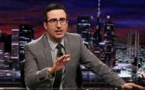 John Oliver On Anthony Weiner's Sexting And Hillary Clinton's Emails VIDEO