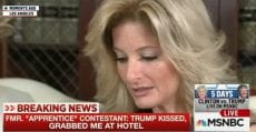 More Allegations Apprentice Contestant Trump Grabbed Kissed Me
