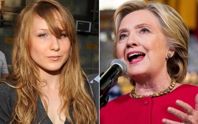 Rudy Guiliano's Daughter Supports Hillary Clinton