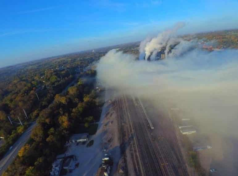 Spill At Atchison Kansas Chemical Plant Causes 'Smoke,' Evacuations