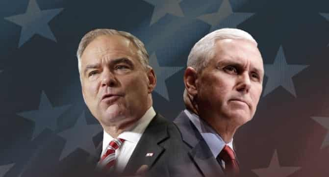 Watch The VicePresidential Debate Tomorrow Night 9PM ET Live Stream
