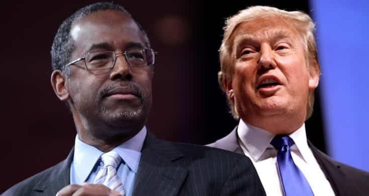 Ben Carson Turns Down Trump Cabinet Role