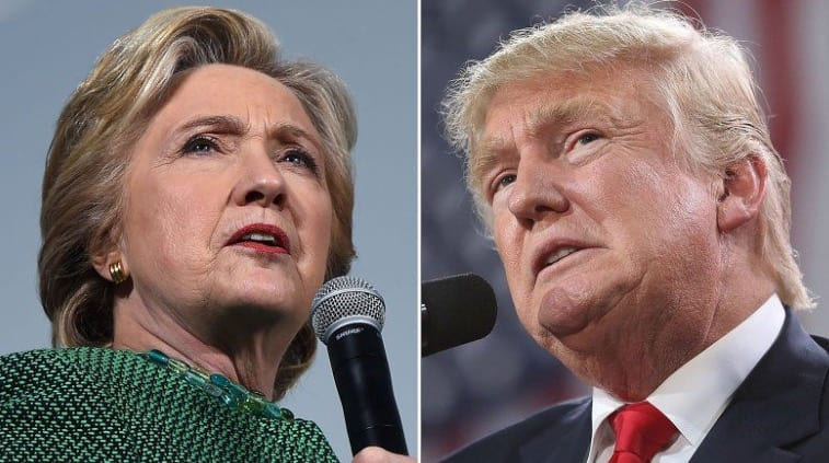 Hillary Clinton & Donald Trump Closing Arguments Before Election Day