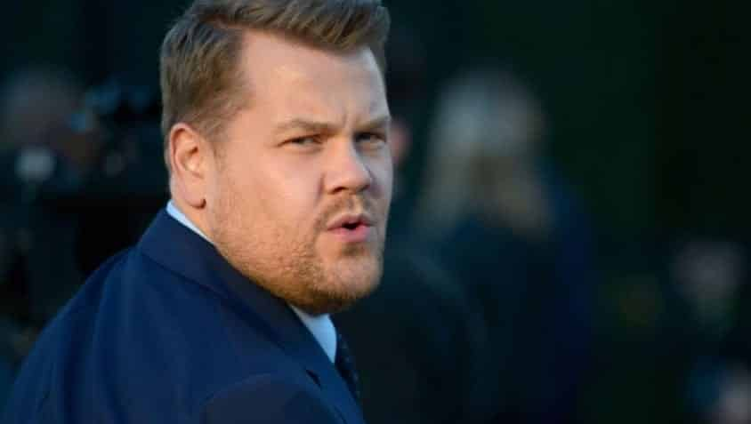 James Corden To Host 2017 Grammy Awards Show