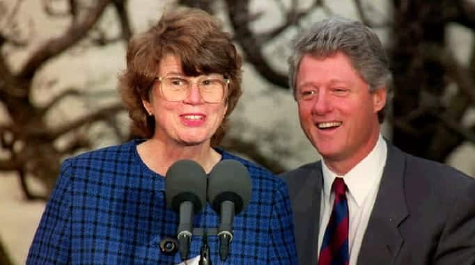 Janet Reno, Attorney General Under Bill Clinton, Dies