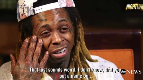 Lil Wayne Doesn't Feel 'Connected' to Black Lives Matter