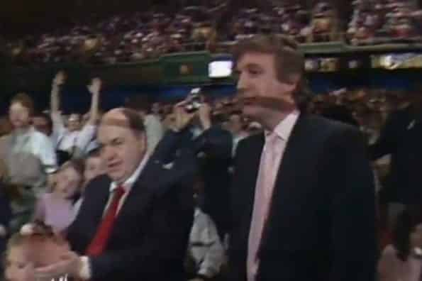 Video Shows Trump With Alleged Mobster Robert LiButti