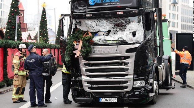 Berlins Most WantedGermany Search For Tunisian Suspect